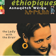 Produktbilde for Ethiopiques Vol. 16: The Lady With The Krar (USA-import) (CD)