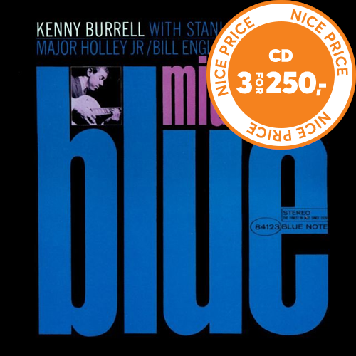 Midnight Blue (Remastered) (CD)