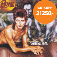 Produktbilde for Diamond Dogs (Remastered) (CD)