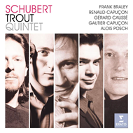 Produktbilde for Schubert: Piano Quintet 'The Trout' (CD)