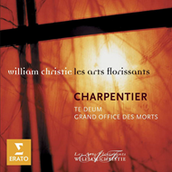 Produktbilde for Charpentier: Grand Office des Morts; Te Deum (CD)