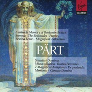Produktbilde for Pärt: Choral Works (CD)