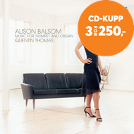 Produktbilde for Alison Balsom Trumpet and Organ Recital (CD)