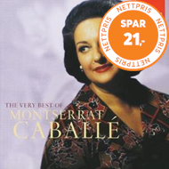 Produktbilde for Very Best of Singers - Montserrat Caballé (CD)