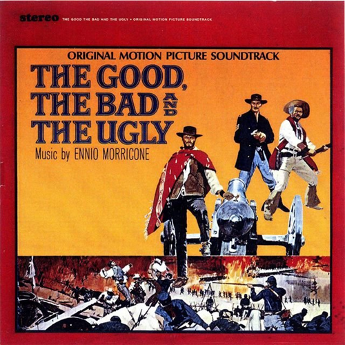 The Good, The Bad And The Ugly (Remastered) (USA-import) (CD)