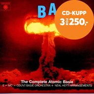 Produktbilde for The Complete Atomic Basie (CD)