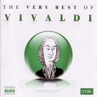 Produktbilde for The Very Best of Vivaldi (CD)