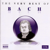 Produktbilde for The Very Best of Bach (CD)