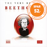 Produktbilde for The Very Best of Beethoven (USA-import) (CD)