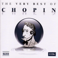 Produktbilde for The Very Best of Chopin (CD)