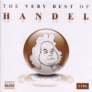 Produktbilde for The Very Best of Handel (CD)