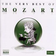 Produktbilde for The Very Best of Mozart (CD)