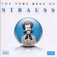 Produktbilde for The Very Best of Strauss (CD)