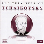 Produktbilde for The Very Best of Tchaikovsky (CD)