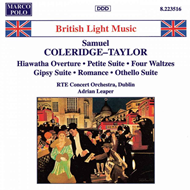 Produktbilde for Coleridge-Taylor: Orchestral Works (CD)