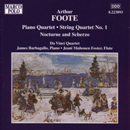 Produktbilde for Foote: Chamber Works, Vol. 2 (CD)