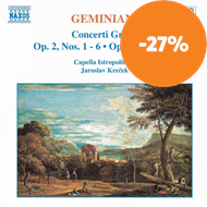 Produktbilde for Geminiani: Concerti Grossi, Volume 1 (CD)