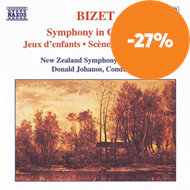Produktbilde for Bizet: Orchestral Works (CD)