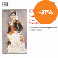 Produktbilde for Shchedrin: Carmen Suite; Naughty Limericks Concerto (CD)