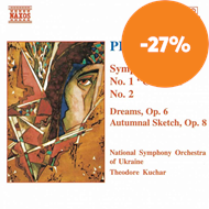 Produktbilde for Prokofiev: Symphonies Nos 1 and 2 etc (CD)