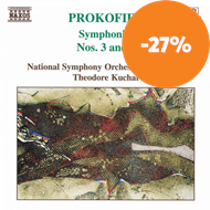 Produktbilde for Prokofiev: Symphonies (CD)