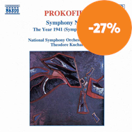 Produktbilde for Prokofiev: Symphony No 5/The Year 1941 (CD)