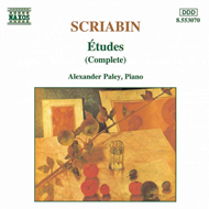 Produktbilde for Scriabin: Études (CD)