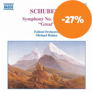 Produktbilde for Schubert: Symphony No 9 (CD)