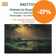 Produktbilde for Britten: Orchestral Works (CD)