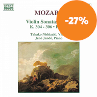 Produktbilde for Mozart: Violin Sonatas, Vol. 1 (CD)
