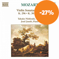 Produktbilde for Mozart: Violin Sonatas, Vol. 2 (CD)