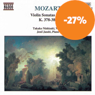 Produktbilde for Mozart: Violin Sonatas, Vol 3 (CD)