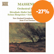 Produktbilde for Massenet: Heródiade Orchestral Suites Nos 1-3 (CD)