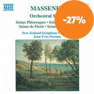 Produktbilde for Massenet: Heródiade Orchestral Suites Nos 4-7 (CD)