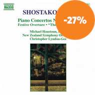 Produktbilde for Shostakovich: Piano Concertos, etc (CD)