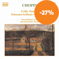 Produktbilde for Chopin: Works for Cello and Piano (CD)