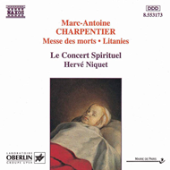 Produktbilde for Charpentier: Choral Works (CD)