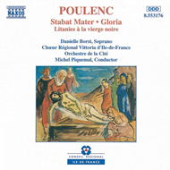 Produktbilde for Poulenc: Choral Works (CD)