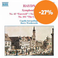 Produktbilde for Haydn: Symphonies Nos. 45, 94 & 101 (CD)