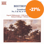 Produktbilde for Beethoven: Symphonies Nos. 5 & 6 (CD)
