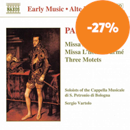 Produktbilde for Palestrina: Masses and Motets (CD)