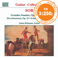 Produktbilde for Sor: Guitar Works (CD)