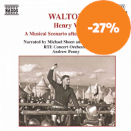 Produktbilde for Walton: Henry V (after music from the film) (CD)