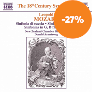 Produktbilde for L.Mozart: Symphonies (CD)