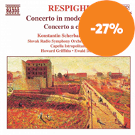 Produktbilde for Respighi: Concertos (CD)