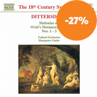 Produktbilde for Dittersdorf: Sinfonias, Vol. 1 (CD)