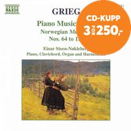 Produktbilde for Grieg: Piano Works, Vol. 6 (CD)