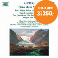 Produktbilde for Grieg: Piano Works, Vol.11 (CD)
