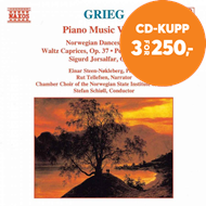 Produktbilde for Grieg: Piano Works, Vol.12 (CD)
