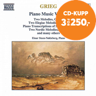 Produktbilde for Grieg: Piano Works, Vol.13 (CD)